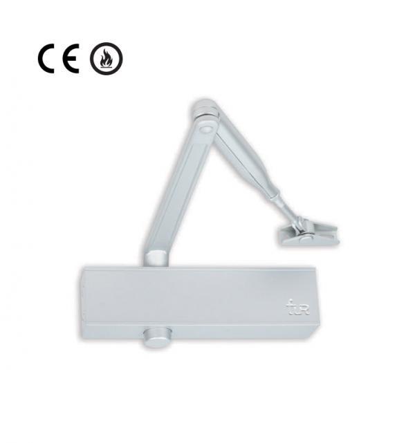 Door Closer Rack & Pinion With Standard Arm