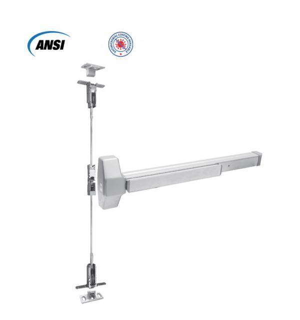 Wide Stile Concealed Vertical Rod Exit Devices (CVR)