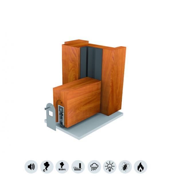 DOOR FRAME OR PERIMETER SEALS - TS124