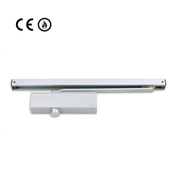 Door Closer Rack & Pinion With Track Arm