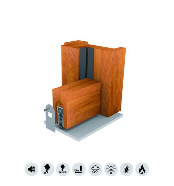 DOOR FRAME OR PERIMETER SEALS - TS120