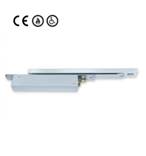 Concealed Cam-Action Door Closer with Track Arm