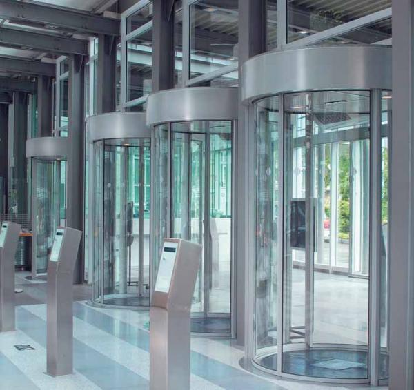 GSI security revolving door