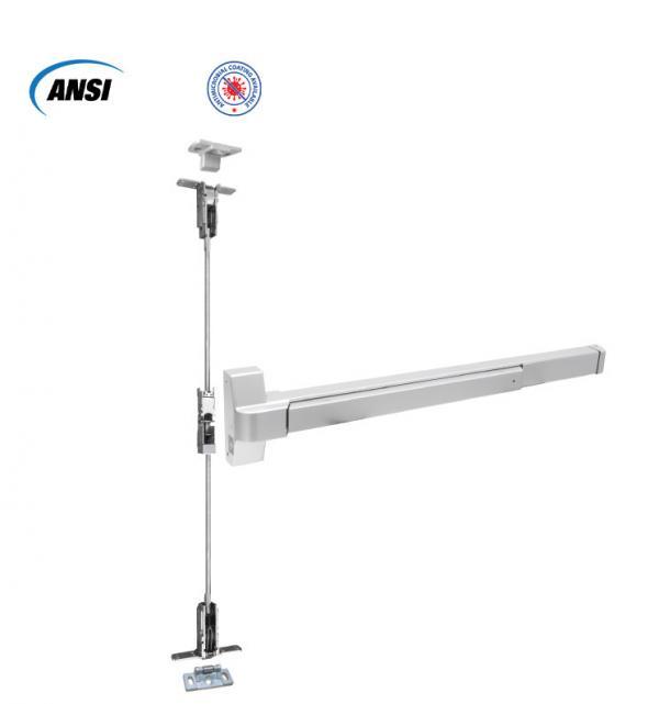 Narrow Stile Concealed Vertical Rod Exit Devices (CVR)